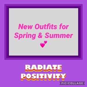 Summer Ready! Outfits in Summer HOT Colours!
